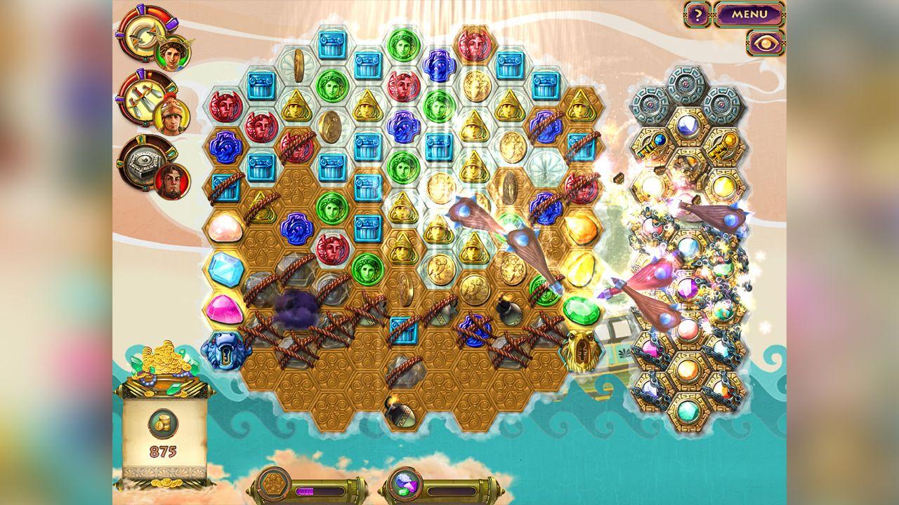 Screenshot from Heroes of Hellas 4: Birth of Legend (2/8)