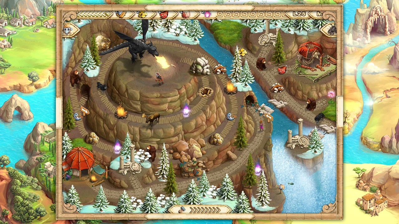 Screenshot from Demigods (1/7)