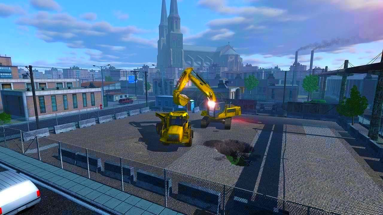 Screenshot from DIG IT! - A Digger Simulator (8/9)