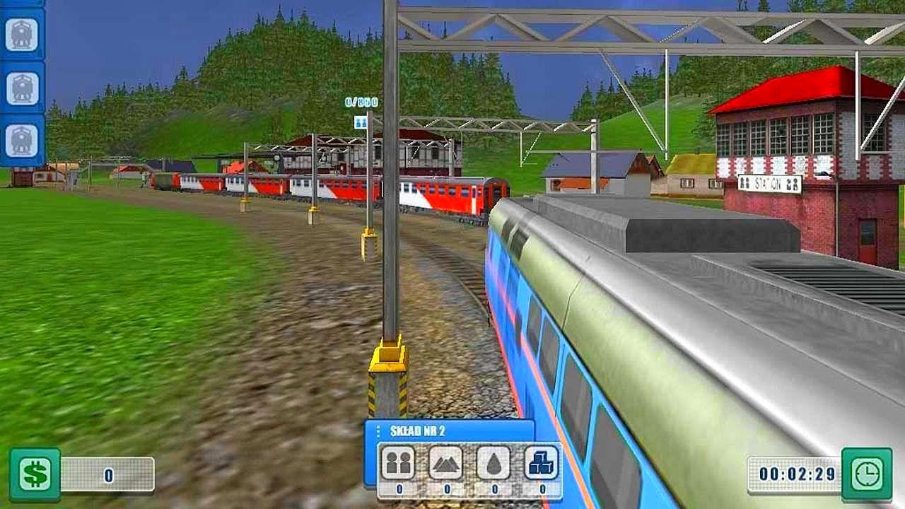 Screenshot from Railroad Lines (7/7)