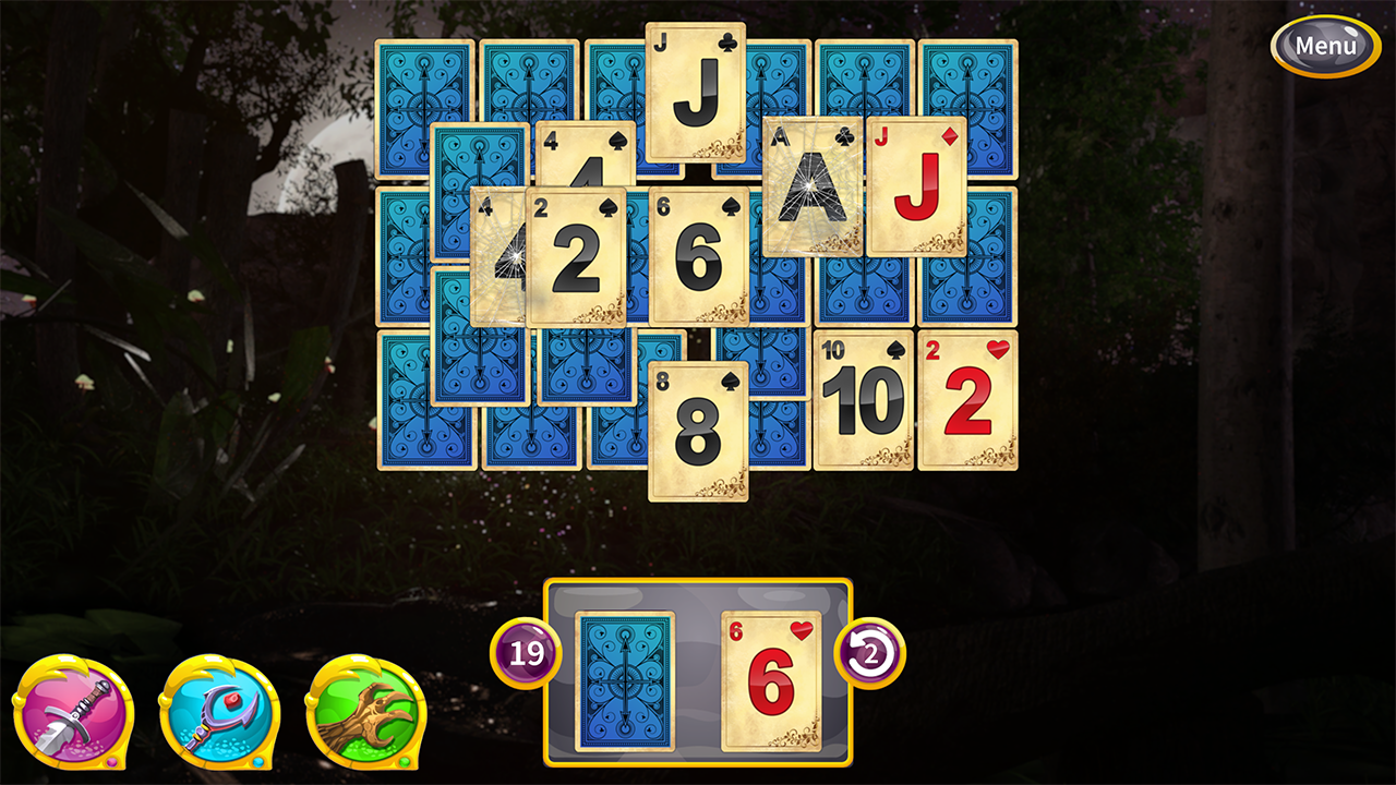 Screenshot from Princess Solitaire (1/5)