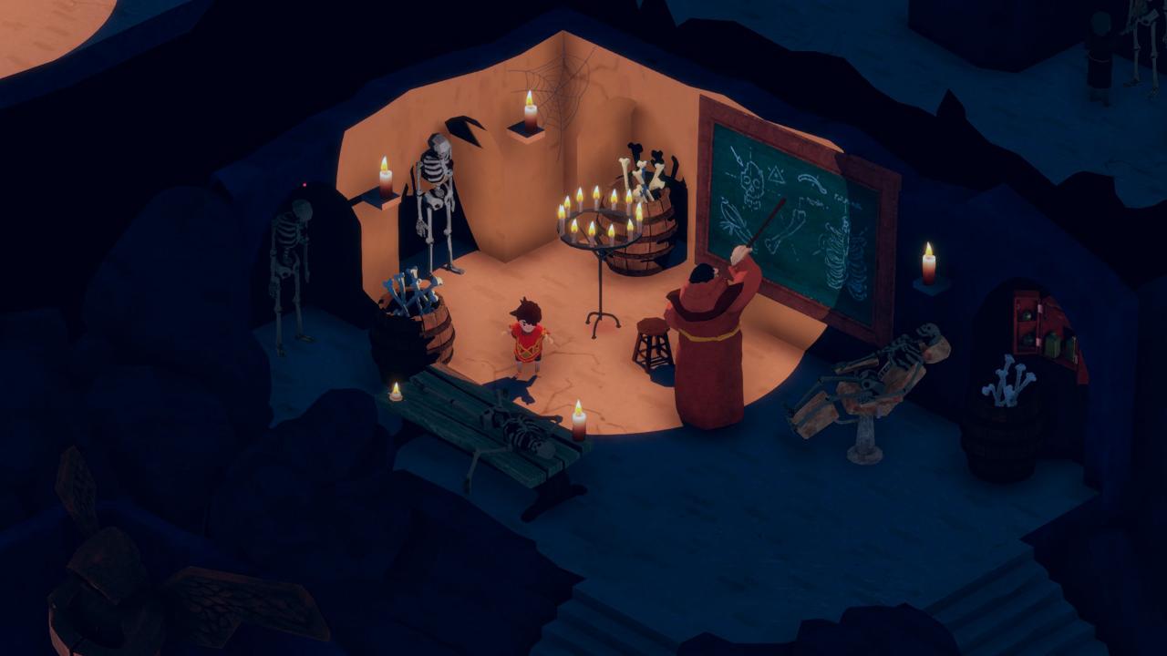 Screenshot from El Hijo - A Wild West Tale (5/5)