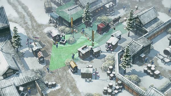 Screenshot from Shadow Tactics: Blades of the Shogun (3/7)