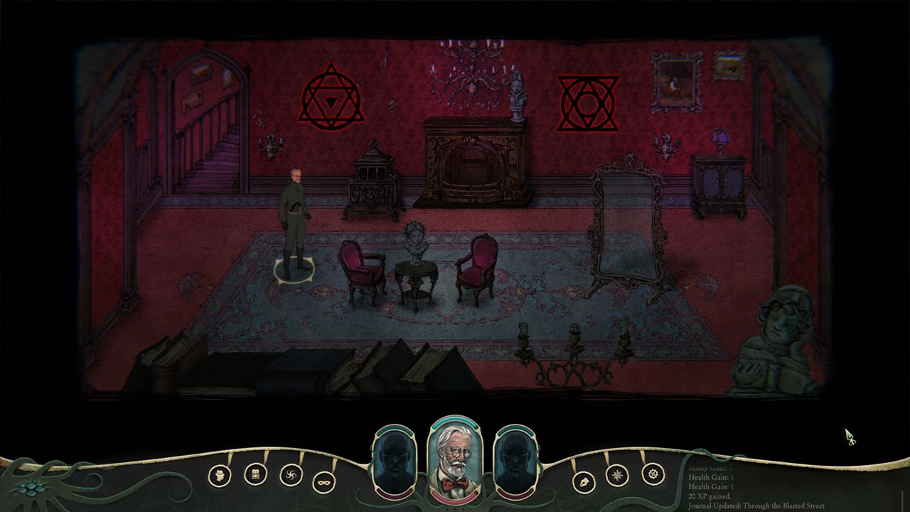 Screenshot from Stygian: Reign of the Old Ones (10/10)