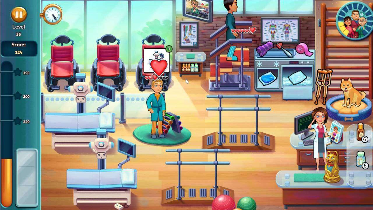 Screenshot from Heart's Medicine - Time to Heal (2/5)