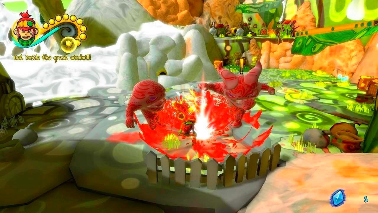Screenshot from The Last Tinker: City of Colors (1/6)