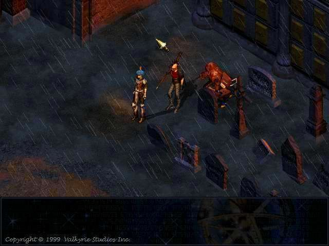 Screenshot from Septerra Core: Legacy of the Creator (1/5)