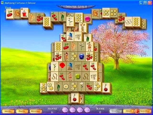 Mahjong Fortuna2