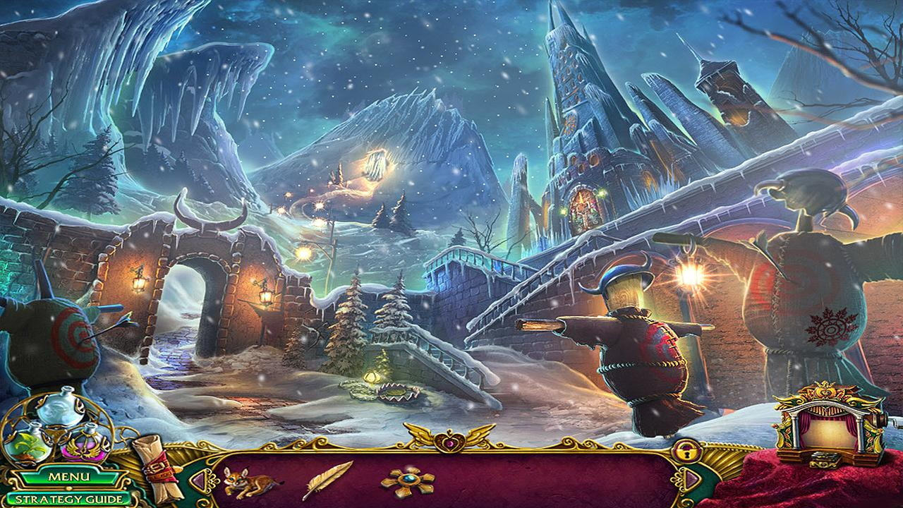Screenshot from Dark Strokes: The Legend of the Snow Kingdom Collector's Edition (3/8)