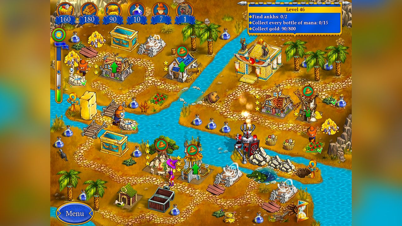 Screenshot from New Yankee 6: In Pharaoh's Court (3/8)
