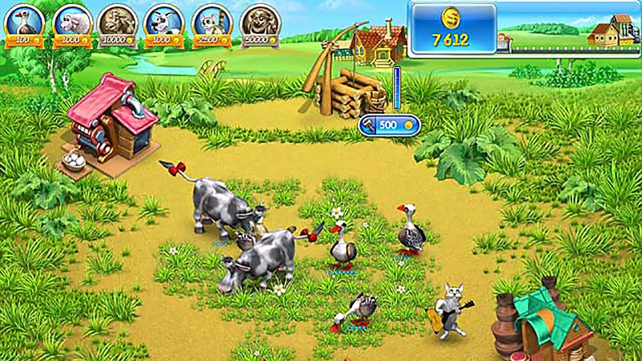 Screenshot from Farm Frenzy 3: Russian Roulette (1/5)