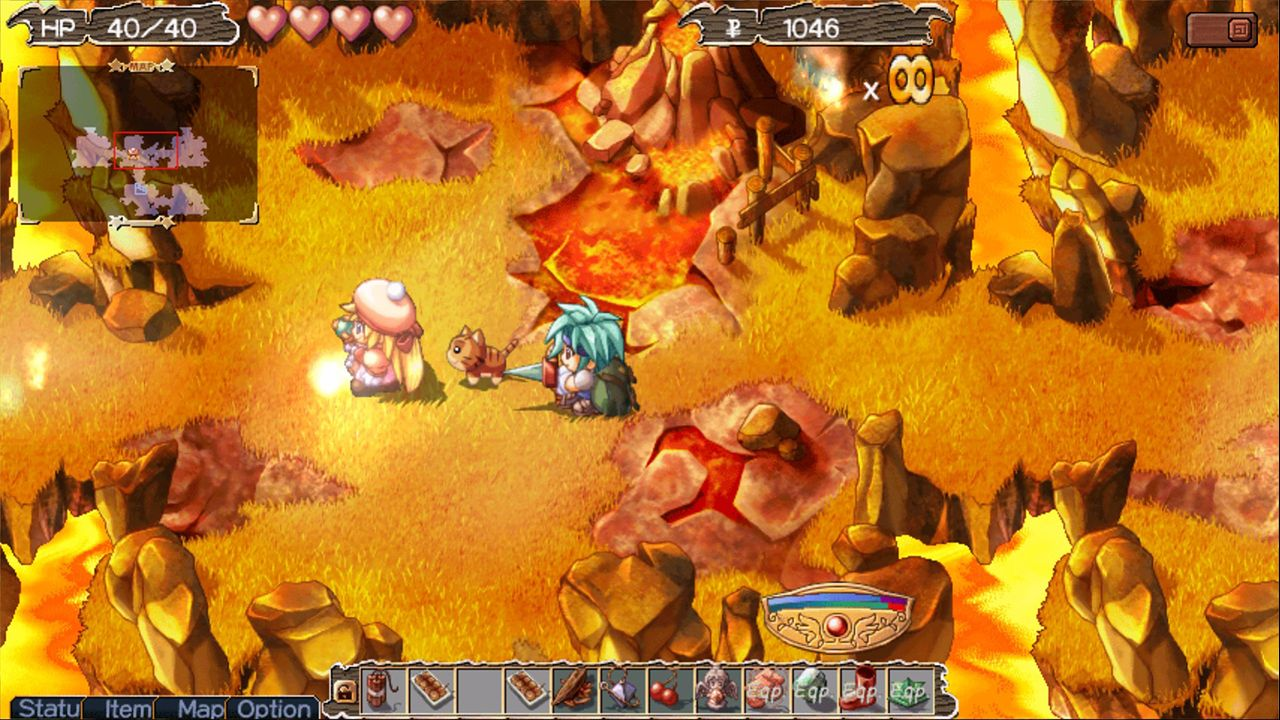 Screenshot from Zwei: The Arges Adventure (4/9)