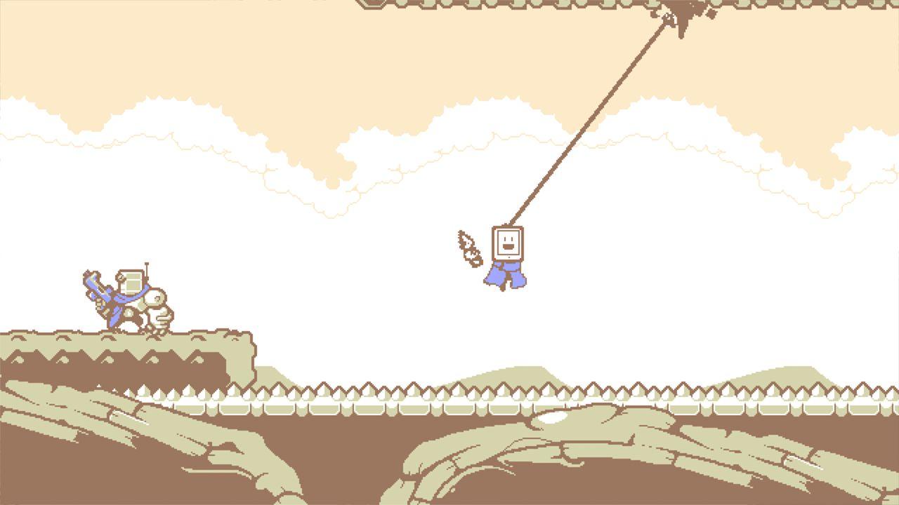 Screenshot from Kunai (4/7)