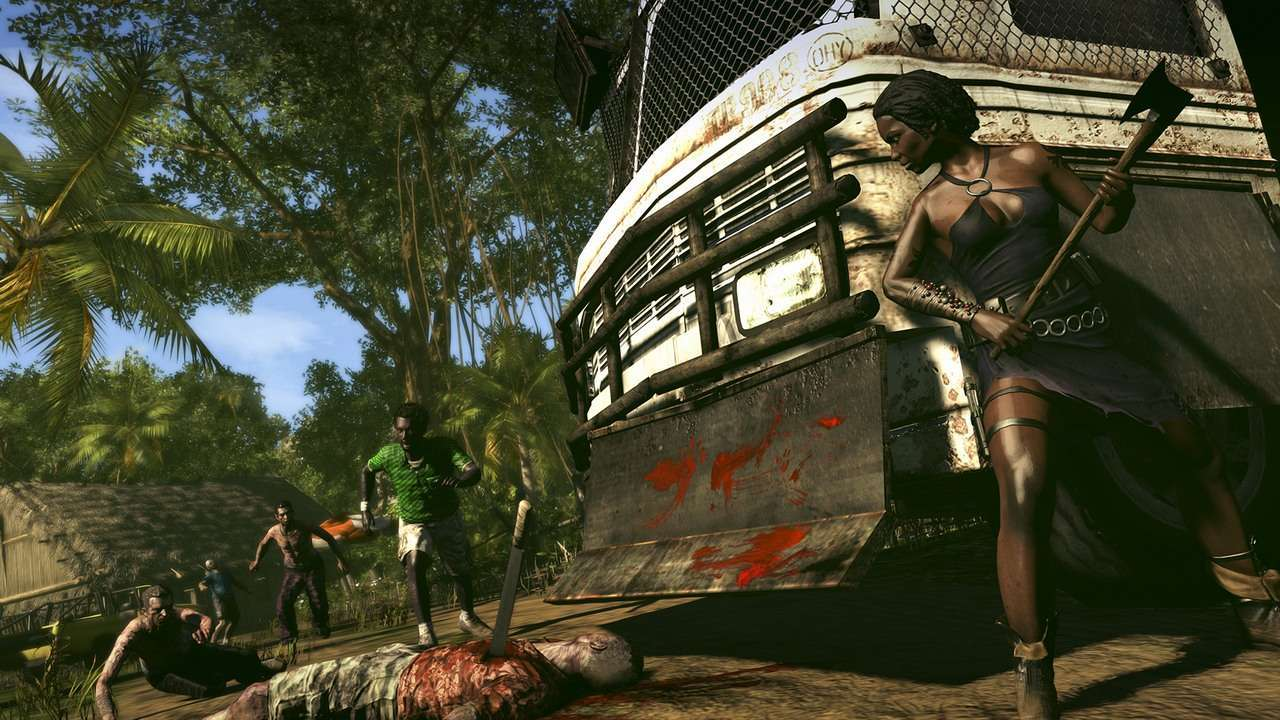 Screenshot from Dead Island: Riptide (10/10)