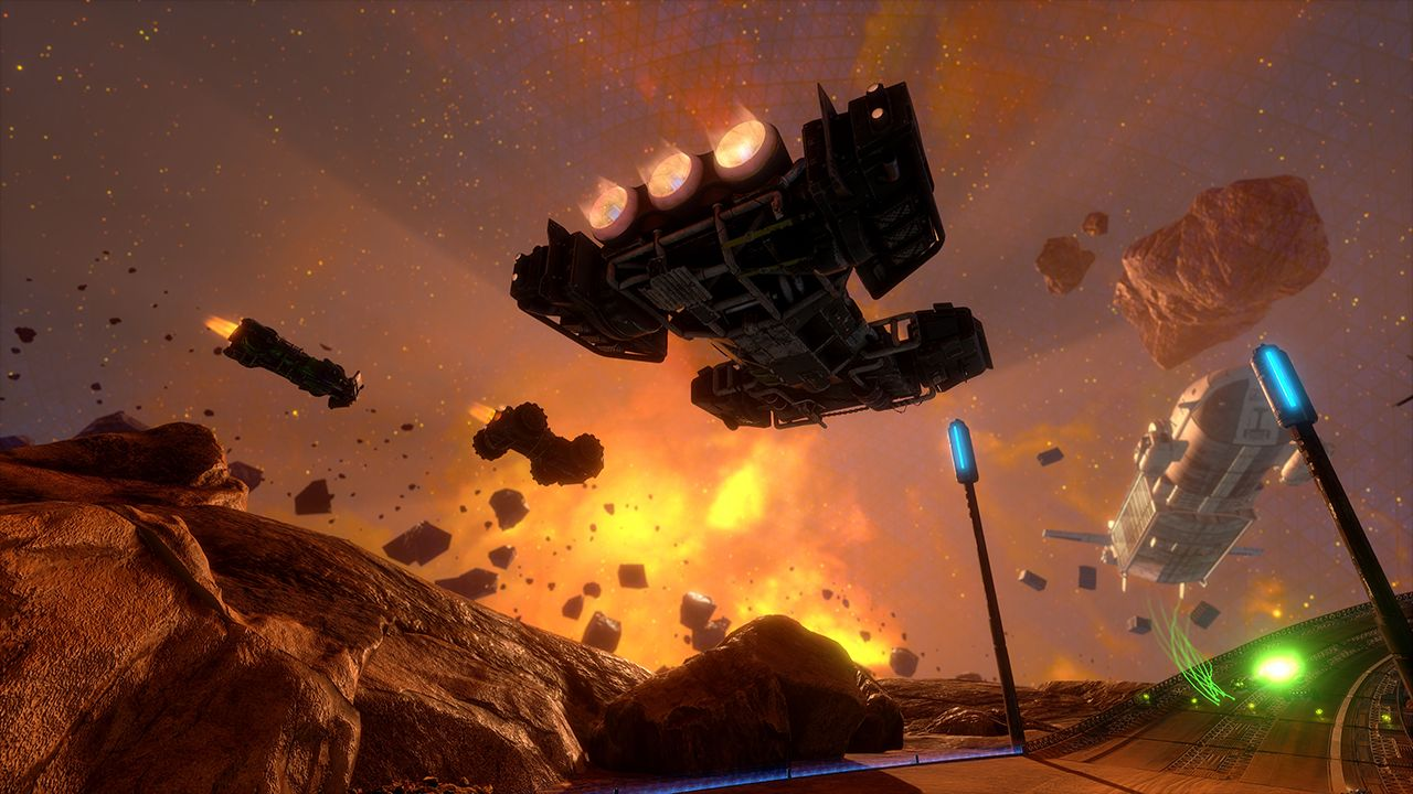 Screenshot from GRIP: Combat Racing (2/10)