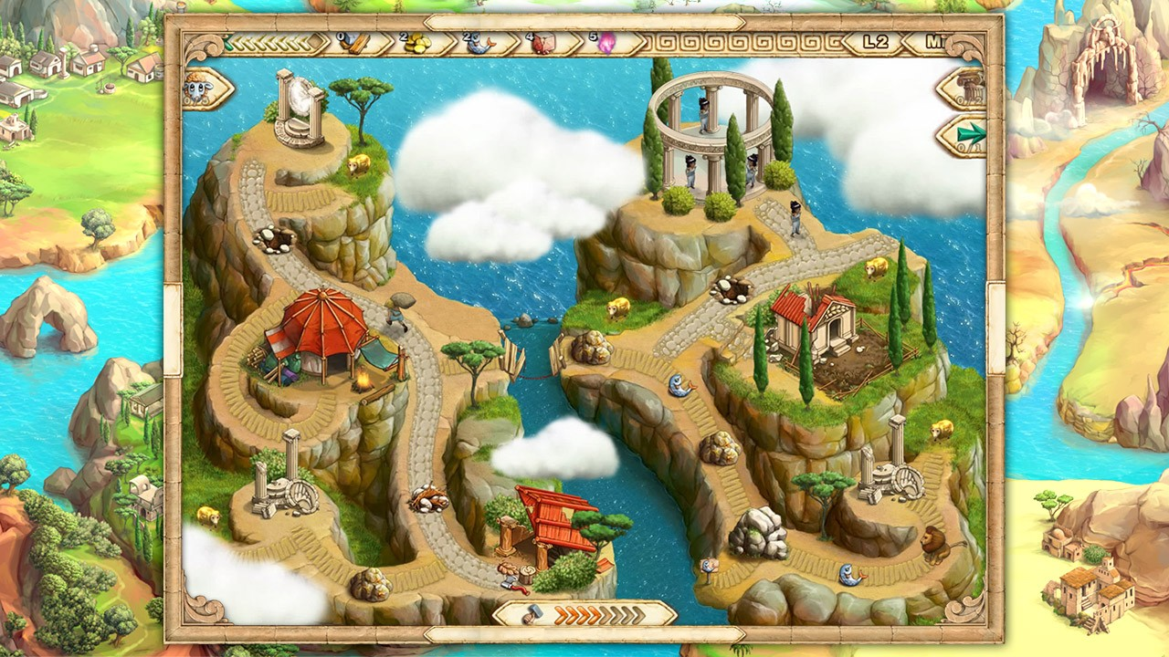 Screenshot from Demigods (7/7)