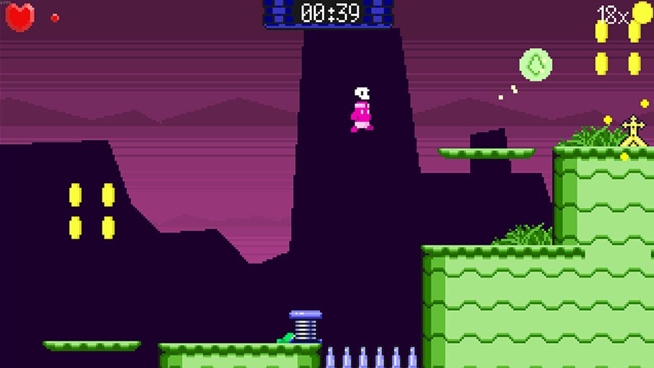 Screenshot from Super Skull Smash GO! 2 Turbo (7/8)