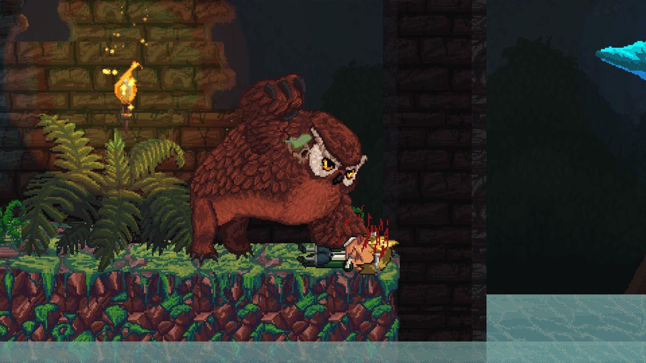 Screenshot from REZ PLZ (2/10)