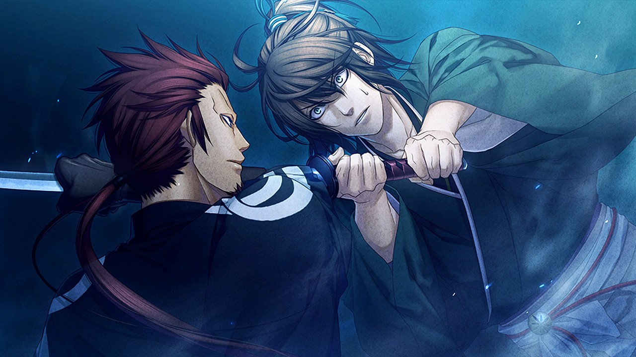 Screenshot from Hakuoki: Kyoto Winds (7/8)