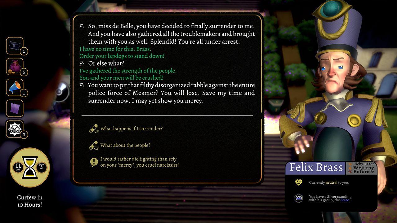 Screenshot from Mesmer (3/10)