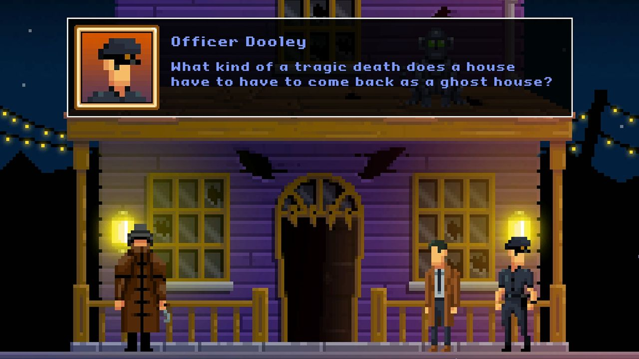 Screenshot from The Darkside Detective: A Fumble in the Dark (9/10)