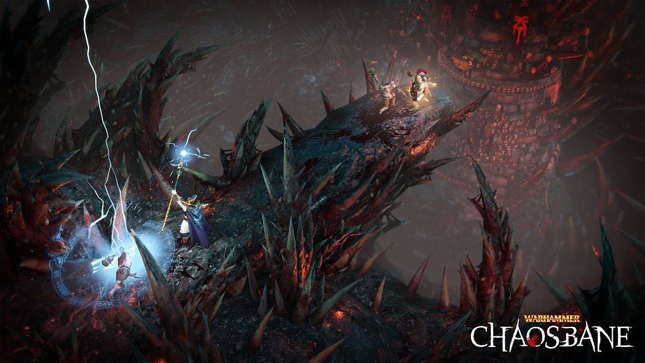 Screenshot from Warhammer: Chaosbane (4/5)