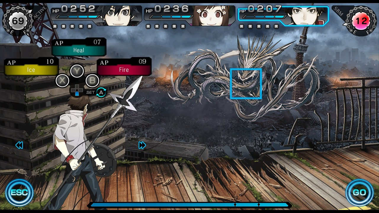 Screenshot from Ray Gigant (3/10)