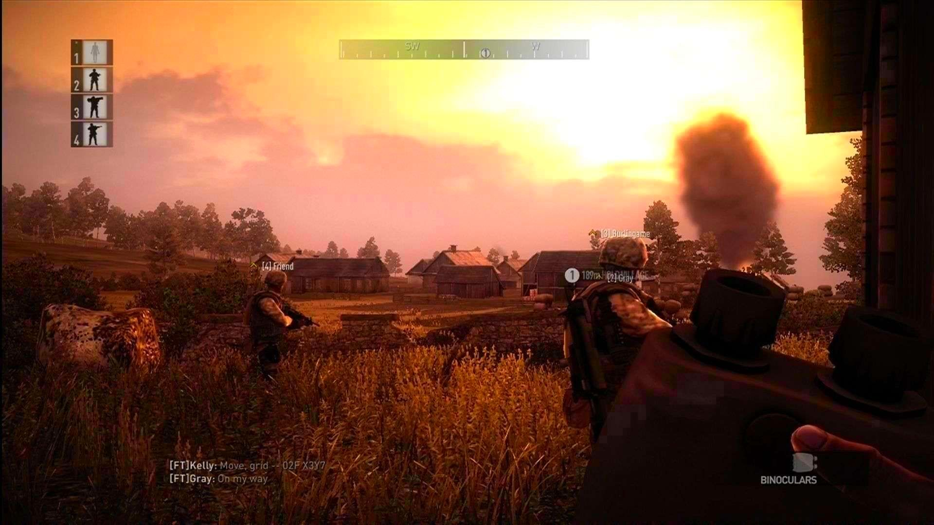 Screenshot from Operation Flashpoint: Dragon Rising (2/5)
