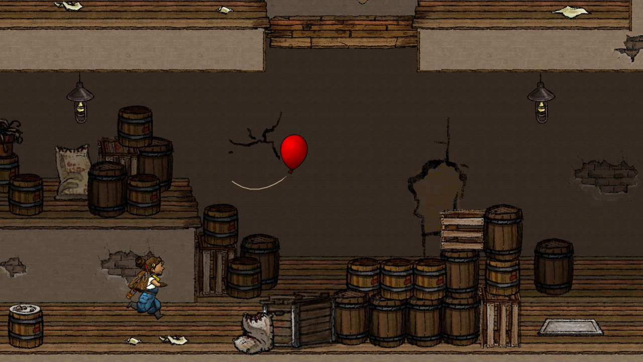 Screenshot from Rise of Balloons (1/6)