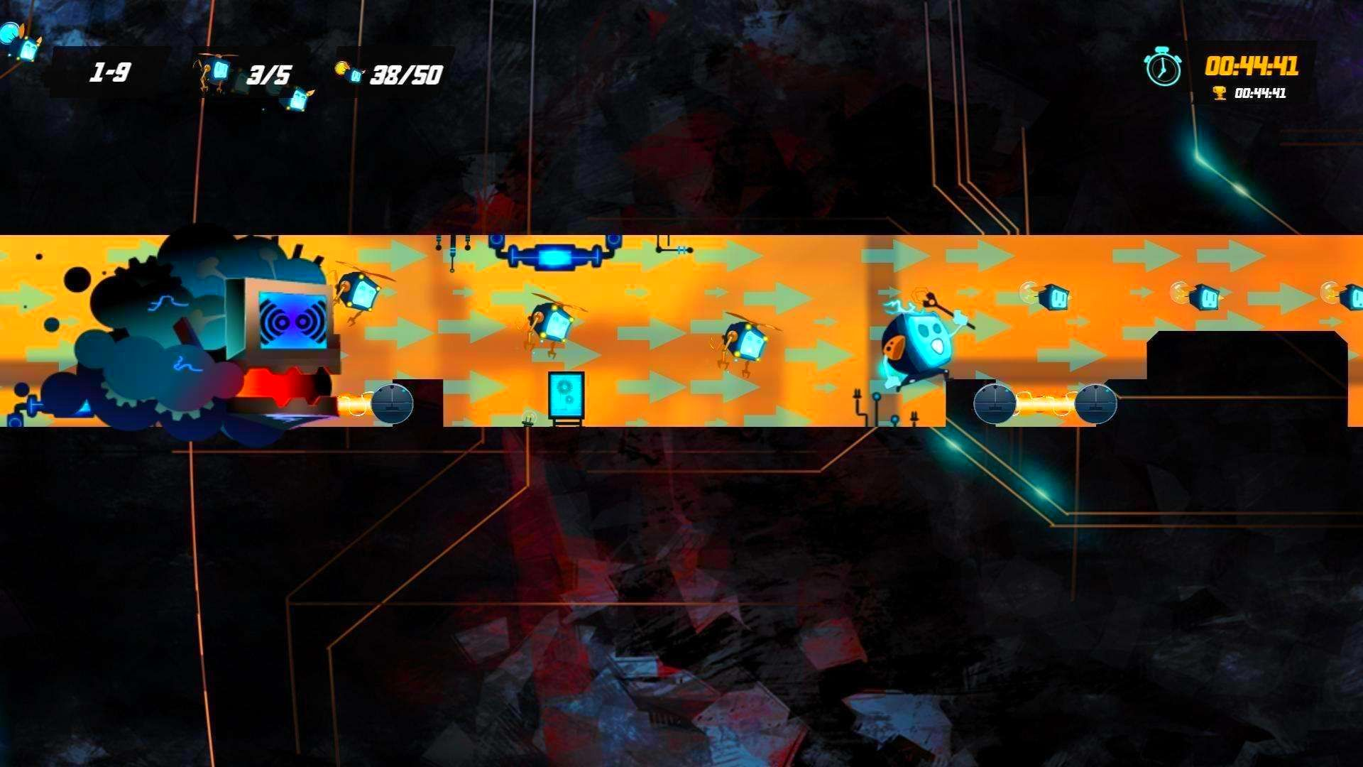 Screenshot from Mechanic Escape (1/5)
