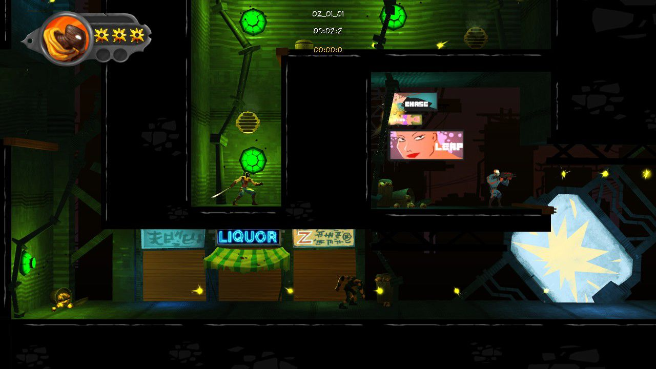 Screenshot from Shadow Blade: Reload (1/8)