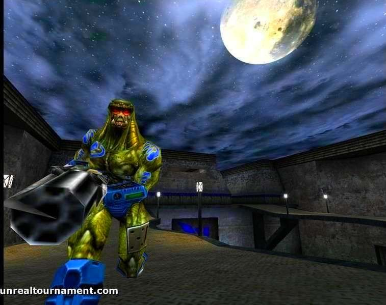 Screenshot from Unreal Tournament: Game of the Year Edition (2/10)