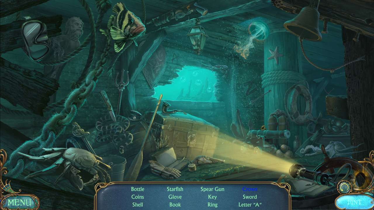 Screenshot from Dreamscapes 2: Nightmare's Heir (2/9)