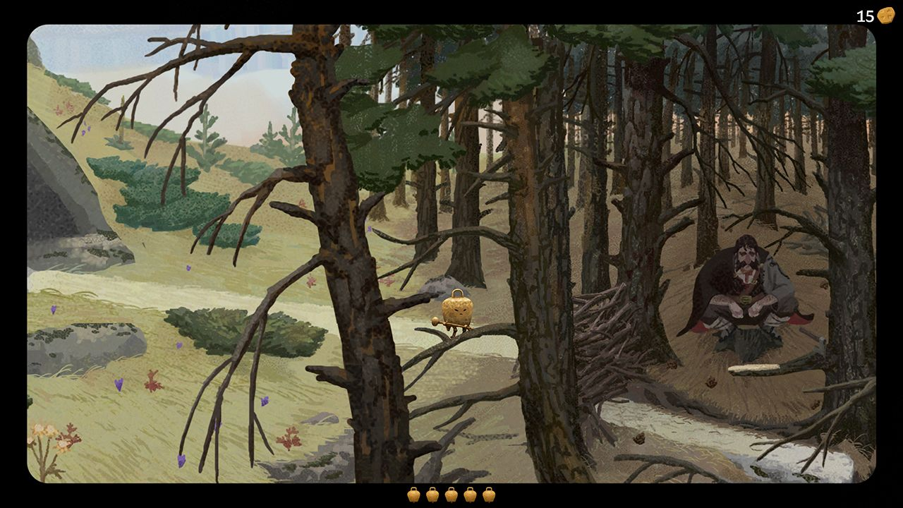 Screenshot from Copperbell (3/10)