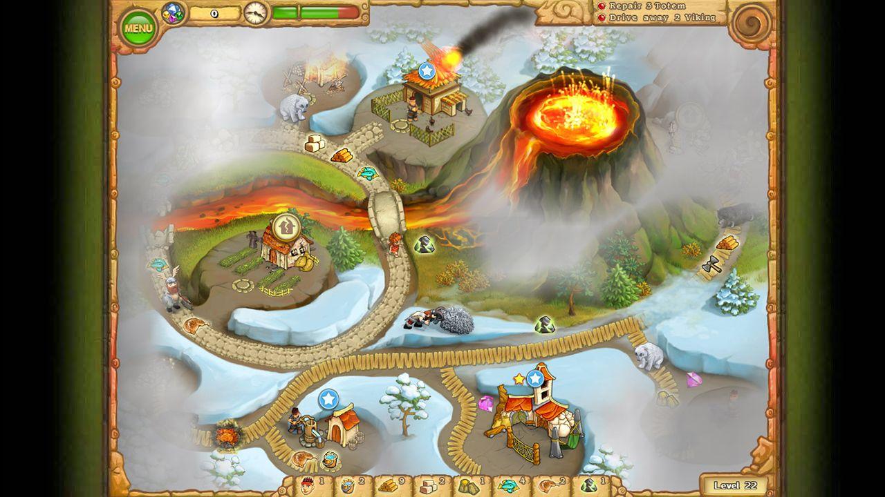 Screenshot from Island Tribe 4 (1/6)