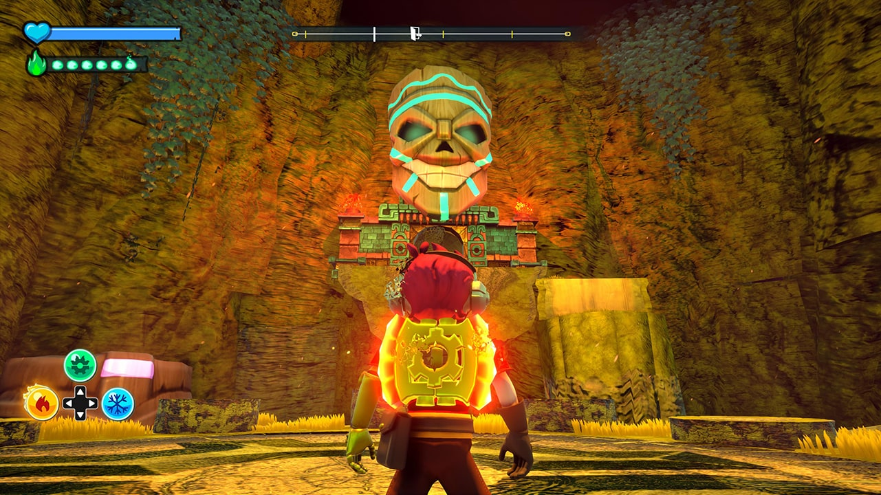 Screenshot from A Knight's Quest (1/5)