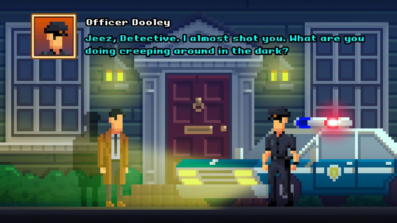 Screenshot from The Darkside Detective (5/7)