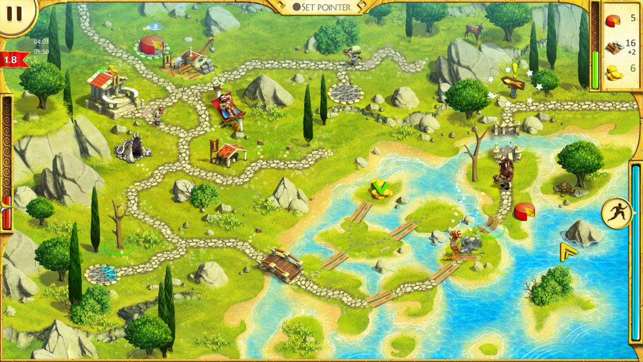 Screenshot from 12 Labours of Hercules (5/5)