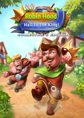Robin Hood 3: Hail to the King Collector's Edition