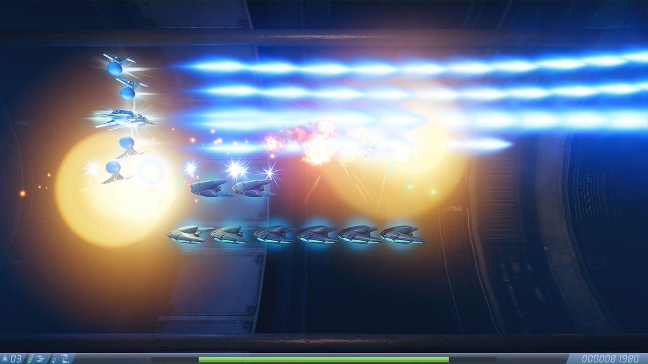Screenshot from Rigid Force Alpha (2/7)