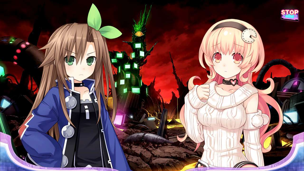 Screenshot from Hyperdimension Neptunia Re;Birth2: Sisters Generation (9/10)