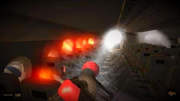 Screenshot from Airport Firefighters - The Simulation (3/3)