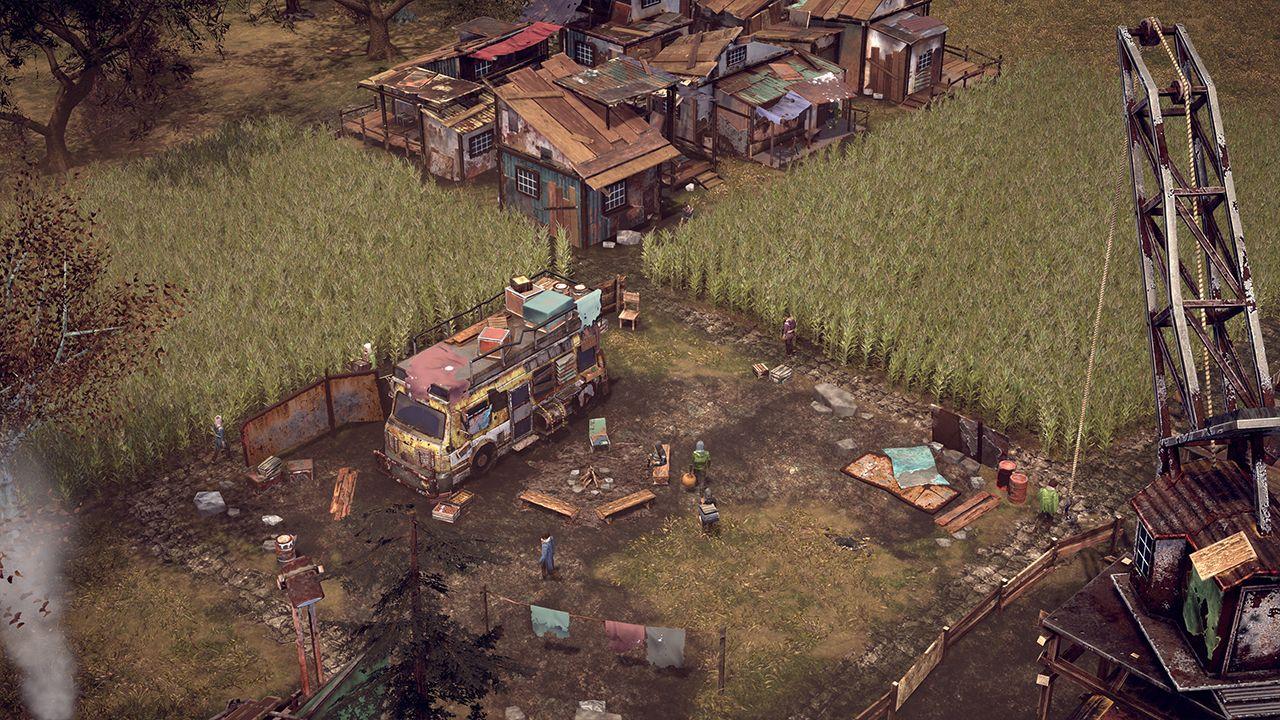 Screenshot from Endzone - A World Apart (9/10)