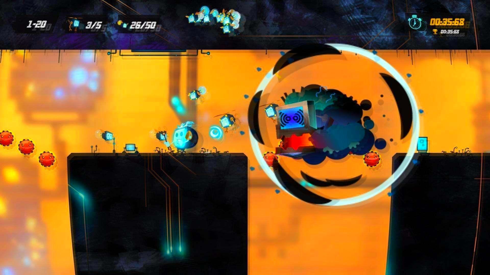 Screenshot from Mechanic Escape (4/5)