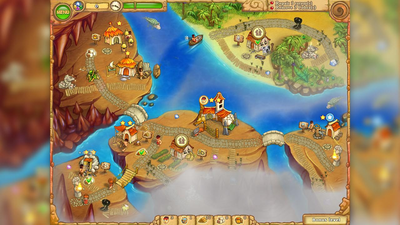 Screenshot from Island Tribe 5 (3/7)
