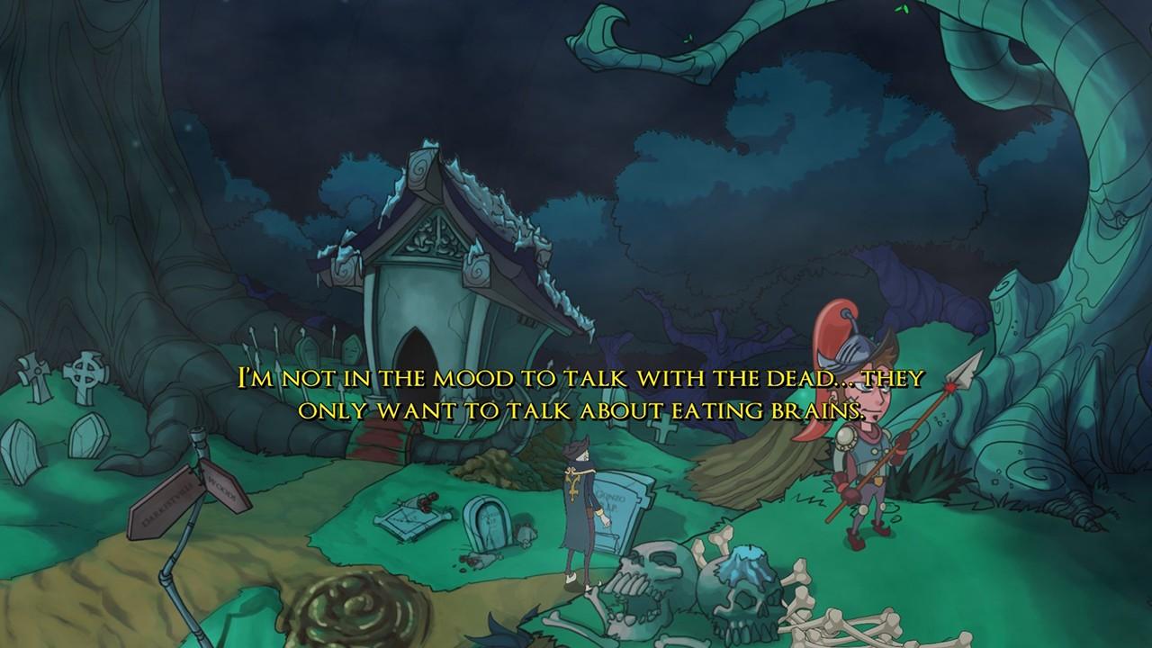 Screenshot from Darkestville Castle (1/9)