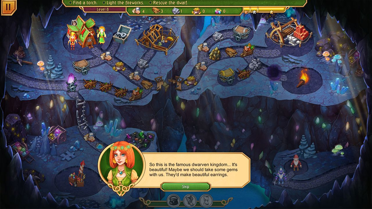 Screenshot from Viking Sisters (10/10)