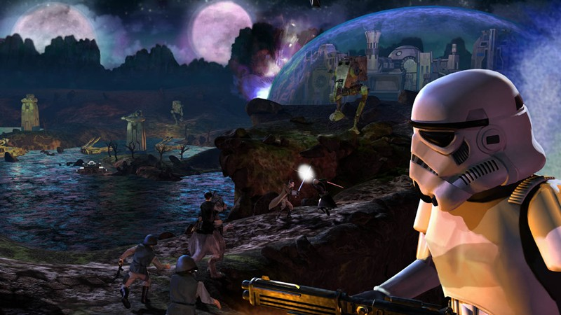 New on Utomik: Star Wars: Galactic Battlegrounds Saga, The Treasures of Montezuma 2 & more!