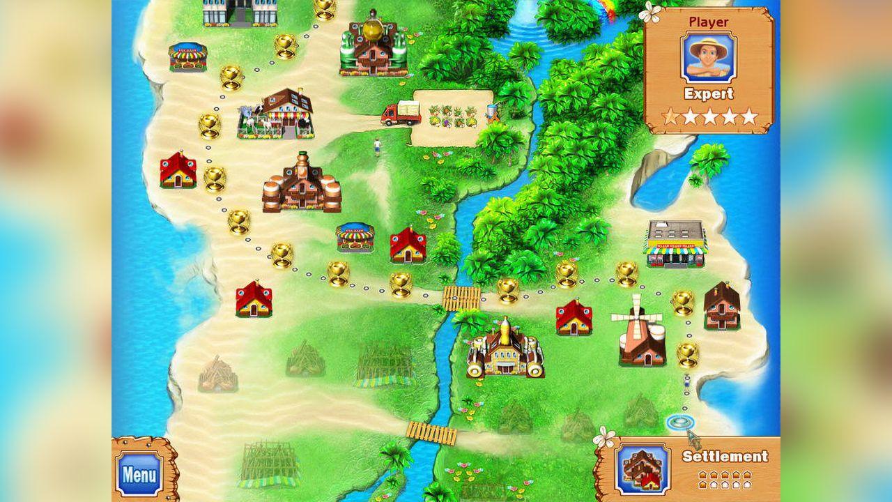Screenshot from Tropical Farm (2/8)