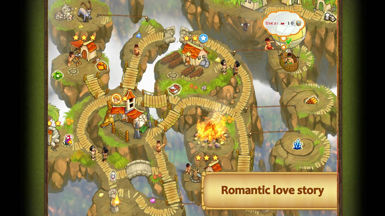 Screenshot from Island Tribe 3 (4/5)